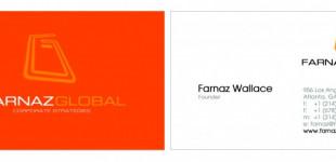 FARNAZA GLOBAL – BRANDING IDENTITY