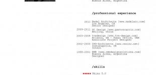 Project Designer - Gaston Carrio - CV_Page_1